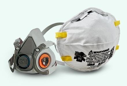 Masks & respirators