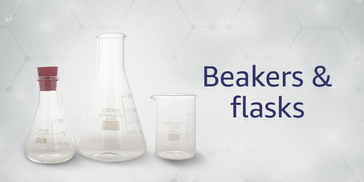 Beakers & flasks