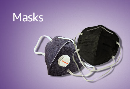Masks and respirators