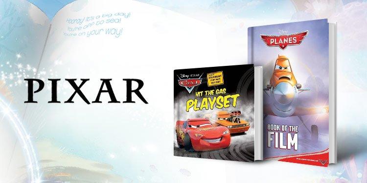 Pixar, Cars & Planes