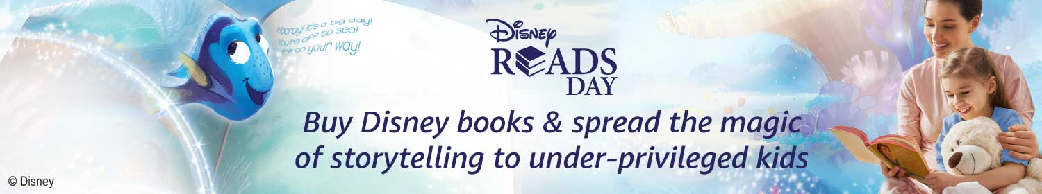 Disney Reads Day