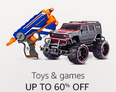 Up to 60% off: Toys & games