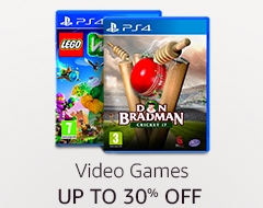 Up to 30% off: Video games
