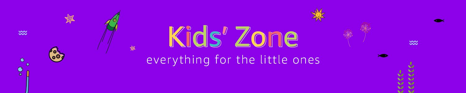 Kid's Zone - everything for the little ones