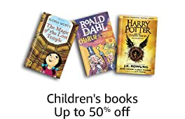 Up to 50% off: Children's books