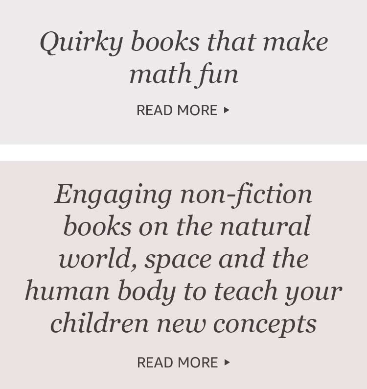 Quirky books that make math fun