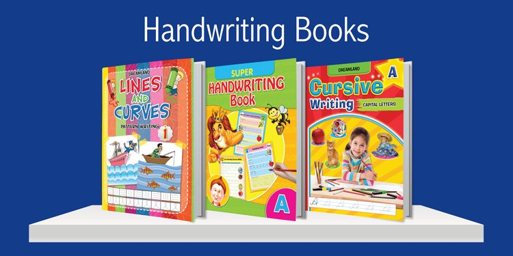 Handwriting Books