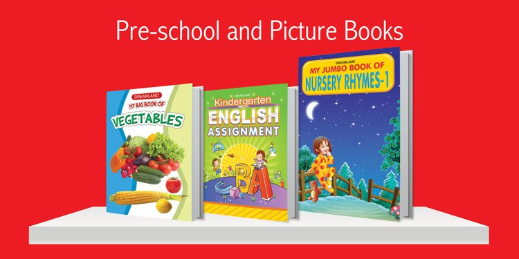 Pre-school and Picture Books