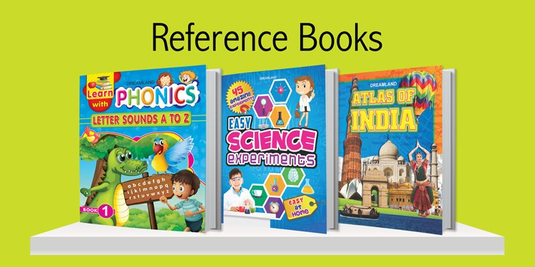Refernce Books