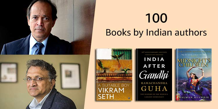 100 Books by Indian authors