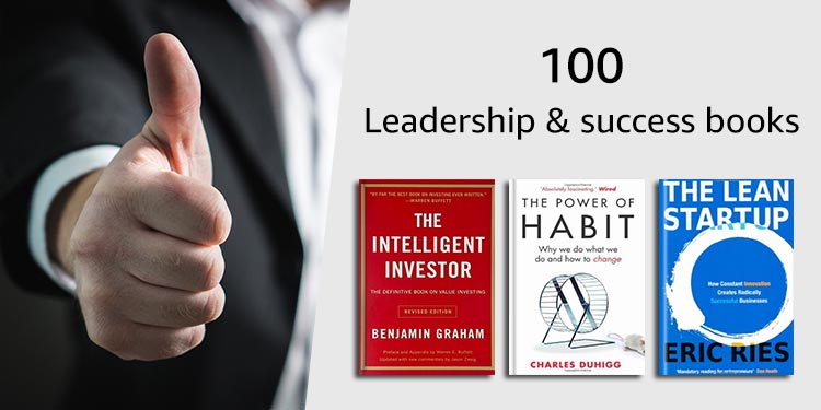 100 Leadership & success books