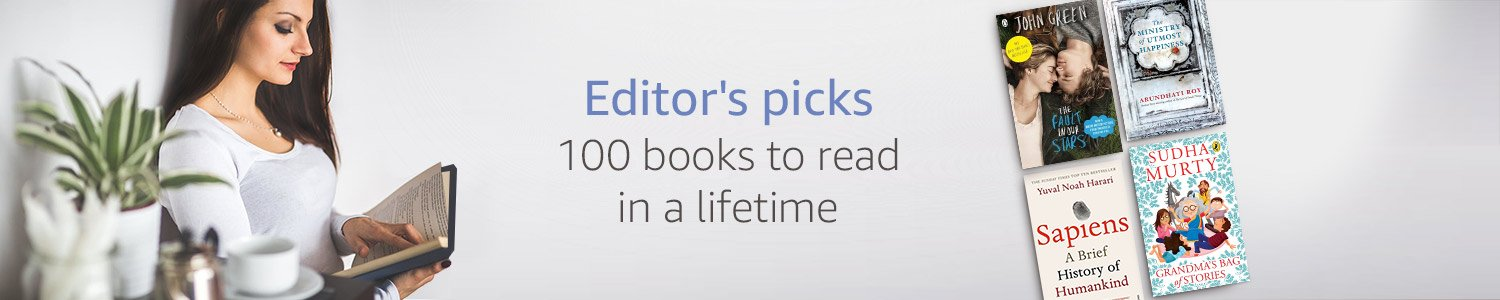 Editor's picks: 100 books to read in a lifetime