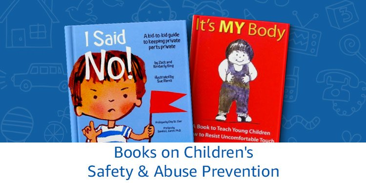 Books on Children's Safety & Abuse Prevention