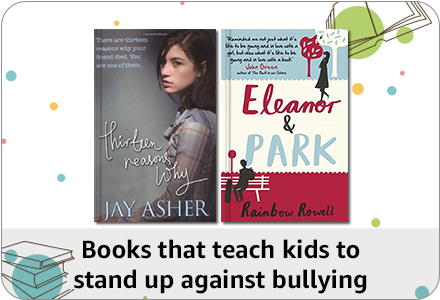 Books that teach kids to stand up against bullying