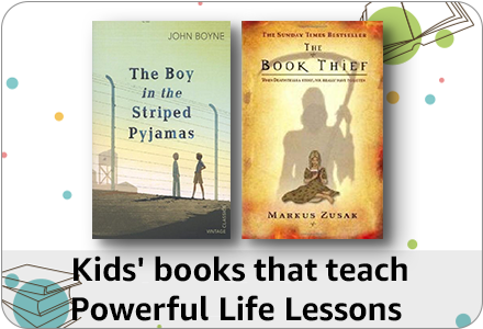 Kids books that teach powerful life lessons