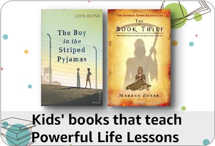 Kids' books that teach Powerful Life Lessons