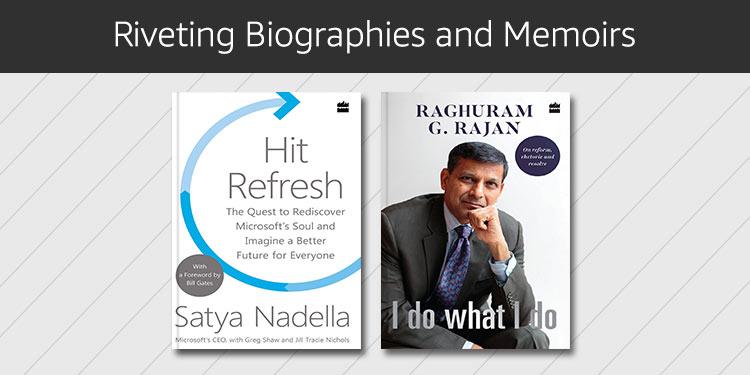 Riveting Biographies and Memoirs