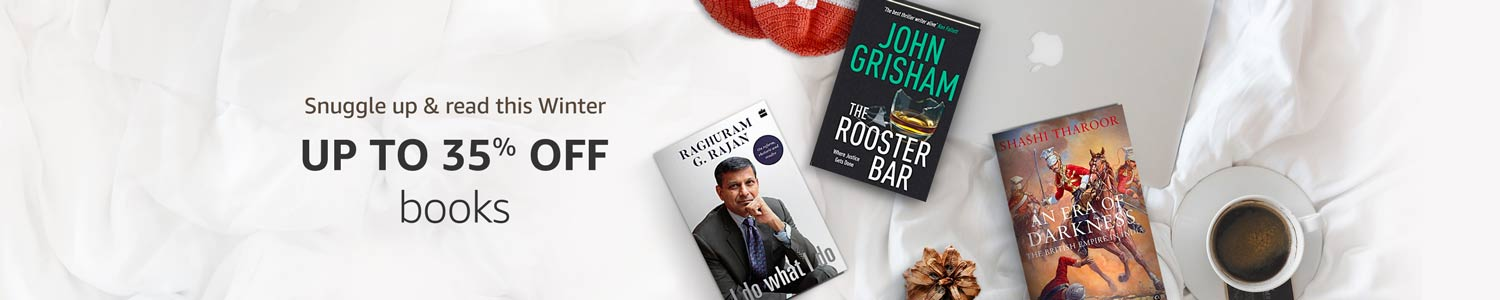 UP TO 35% OFF: Popular winter reads
