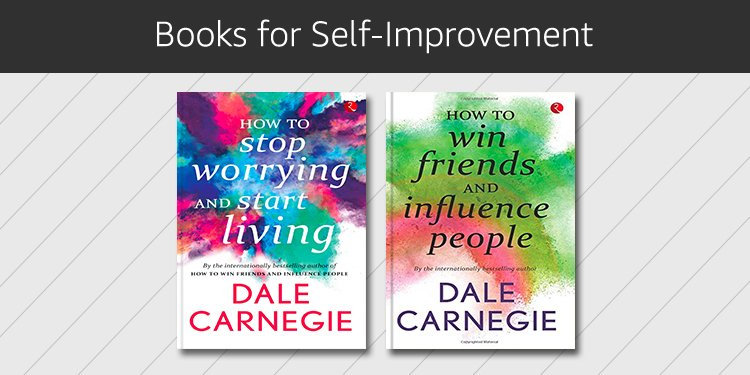 Self Improvement books