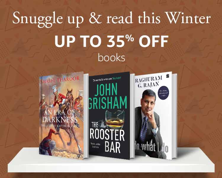 Up to 35% off: Popular winter books