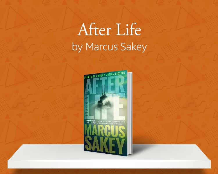 After life by Marcus Sakey