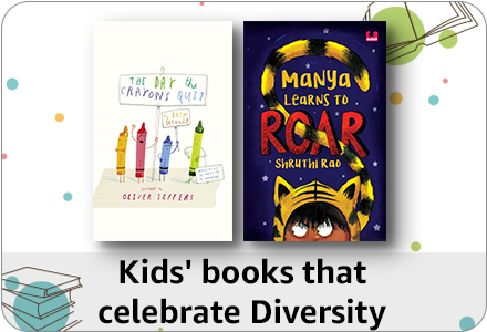 Kids' books that celebrate diversity
