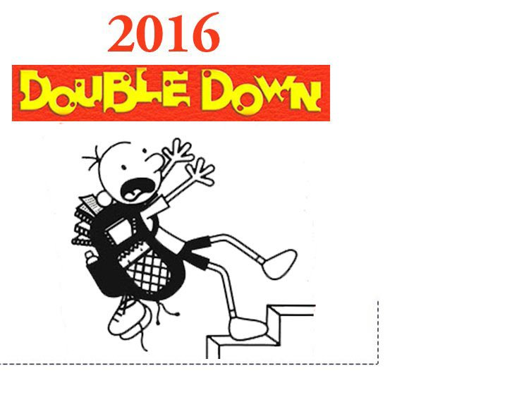 Amazon diary of a wimpy kid store books wimppy kid 2016 double down solutioingenieria Choice Image