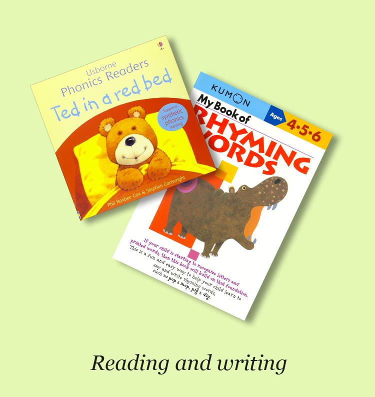 Raeding and Writing