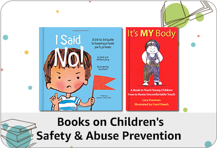 Children's Safety and Abuse Prevention Books