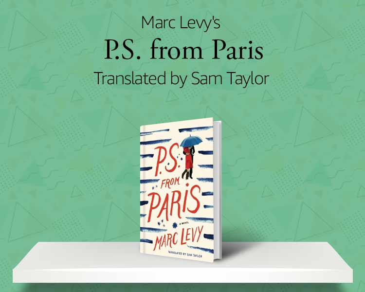 Marc Levy's P.S. from Paris - Translated by  Sam Taylor