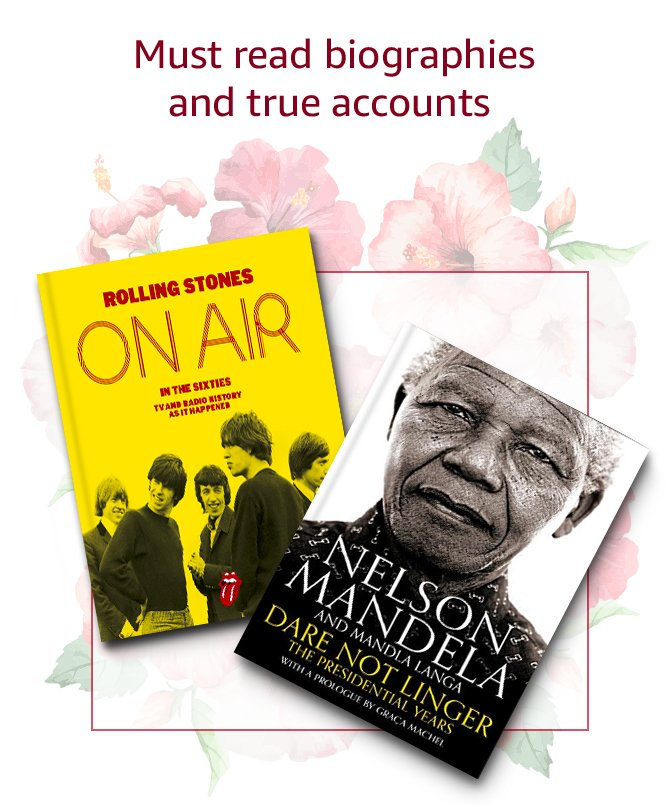 Must read Biogrphies and True account