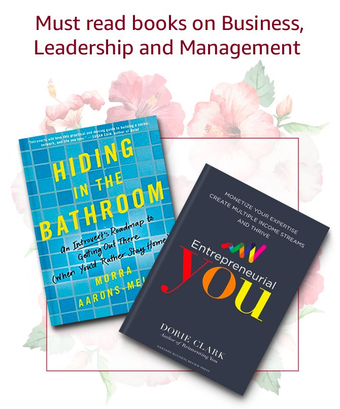 Must Read Books on Business, Leadership and Management