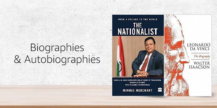 Biographies & Autobiographies