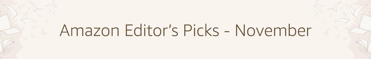 Amazon editor's picks - October