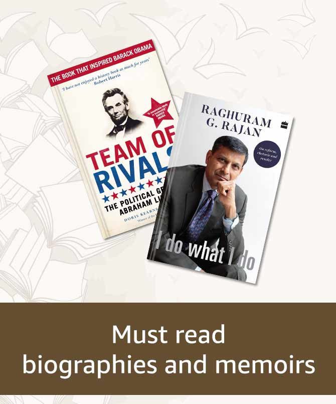 Must read biographies and memoirs