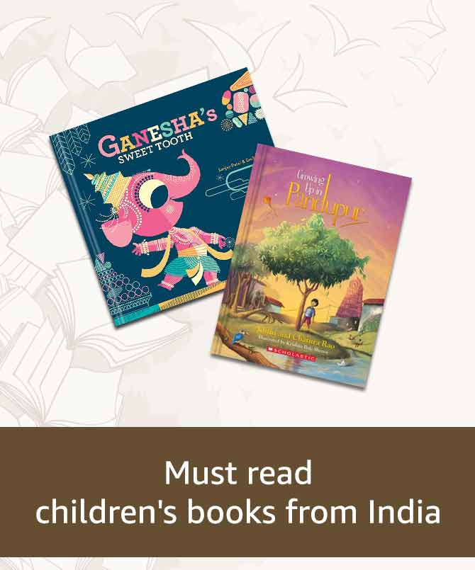 Must read children's books from India