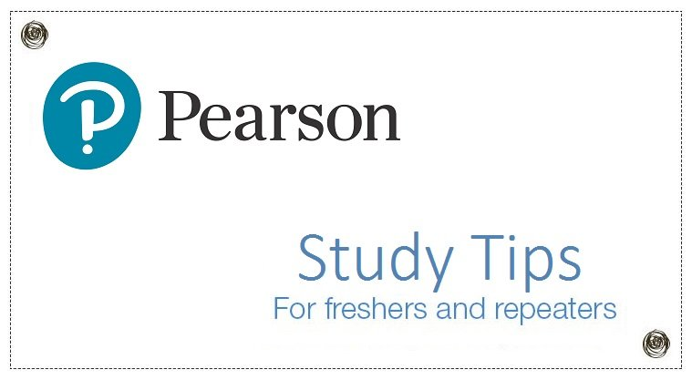 Study Tips by Pearson