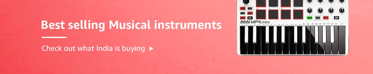 Best selling Musical Intruments