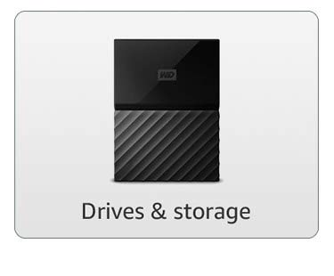 Drives and Storage