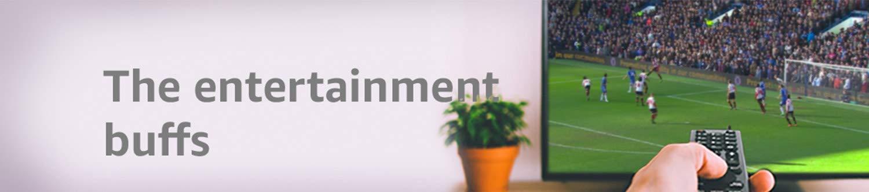 The Entertainment Buffs