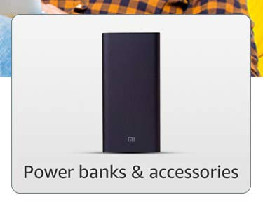 Power bank and accessories