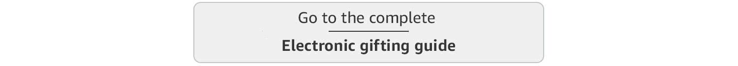 Back To Electronic Gift Guide