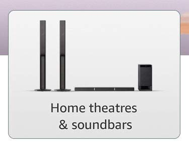 Home Theater and Sounf Bars