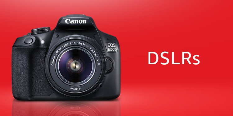 Canon cameras store buy canon cameras online at best prices in canon dslrs fandeluxe Images