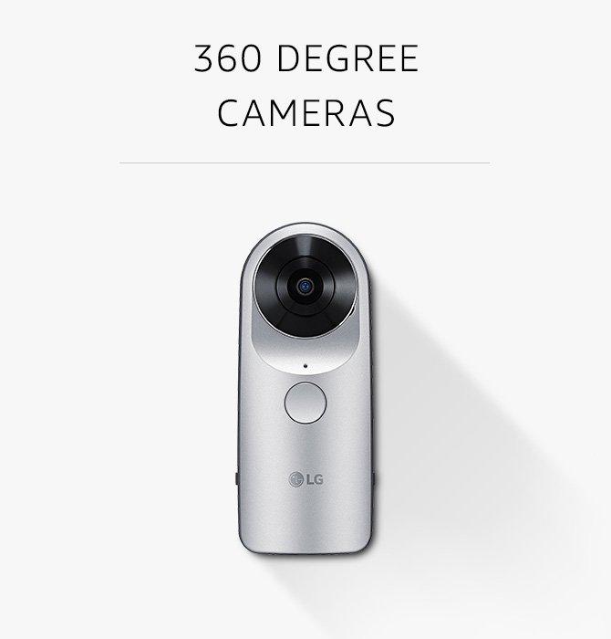 360 Degree Cameras