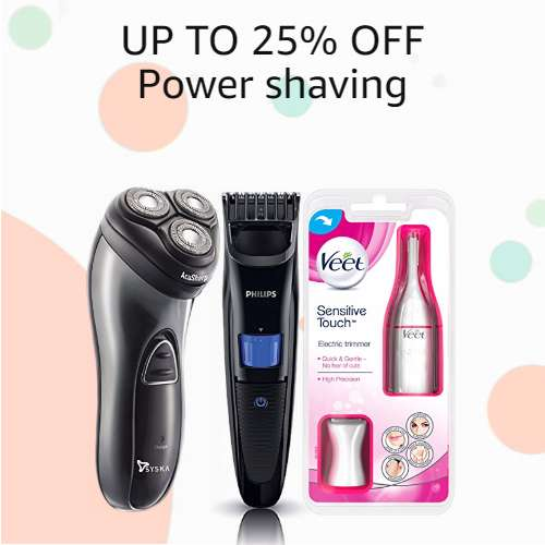 power shaving