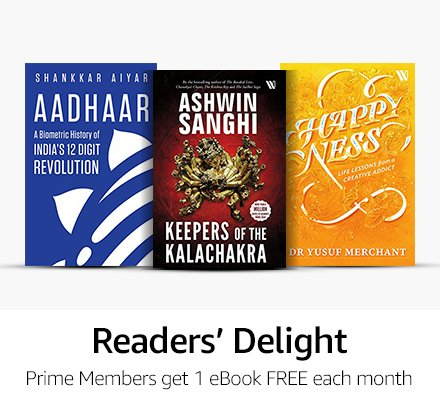 Kindle ebooks buy kindle ebooks online at best prices in india readers delight fandeluxe Choice Image