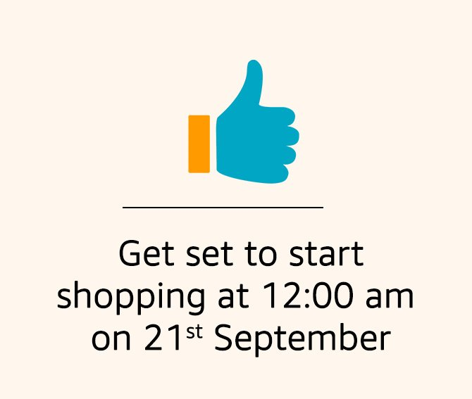 Get set to shop