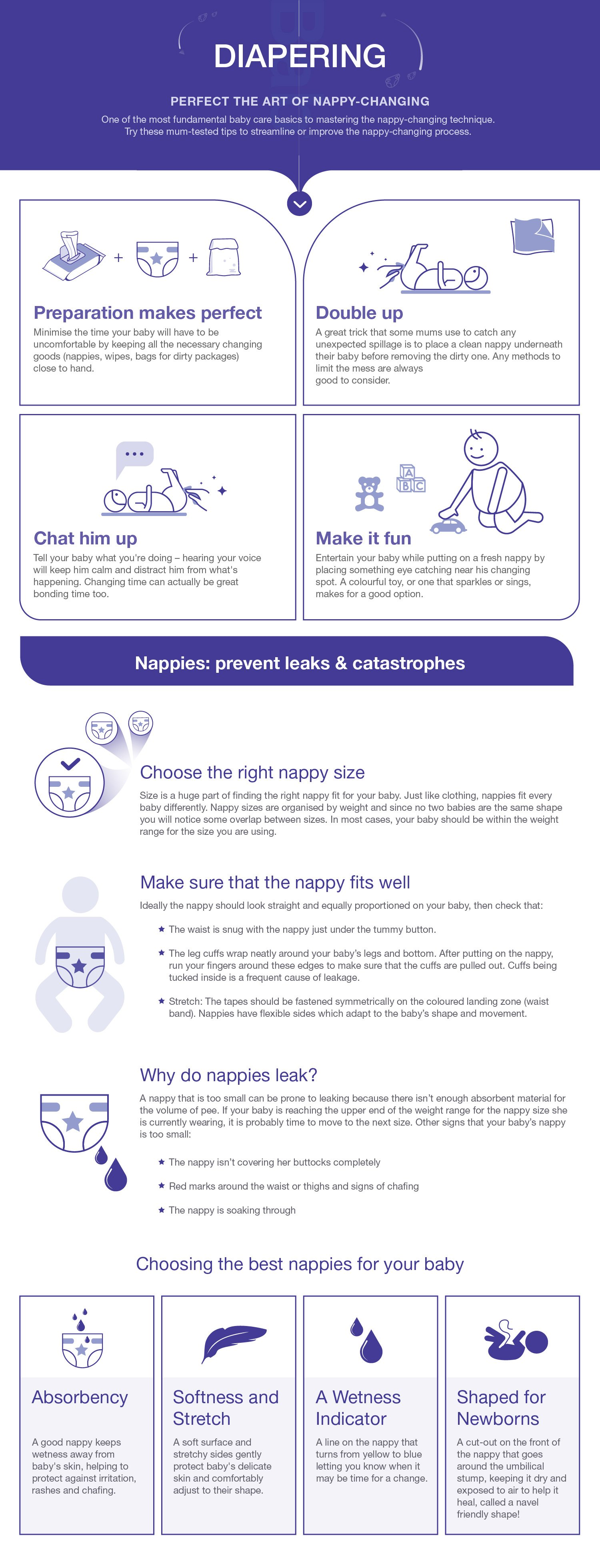 Diapering Guide