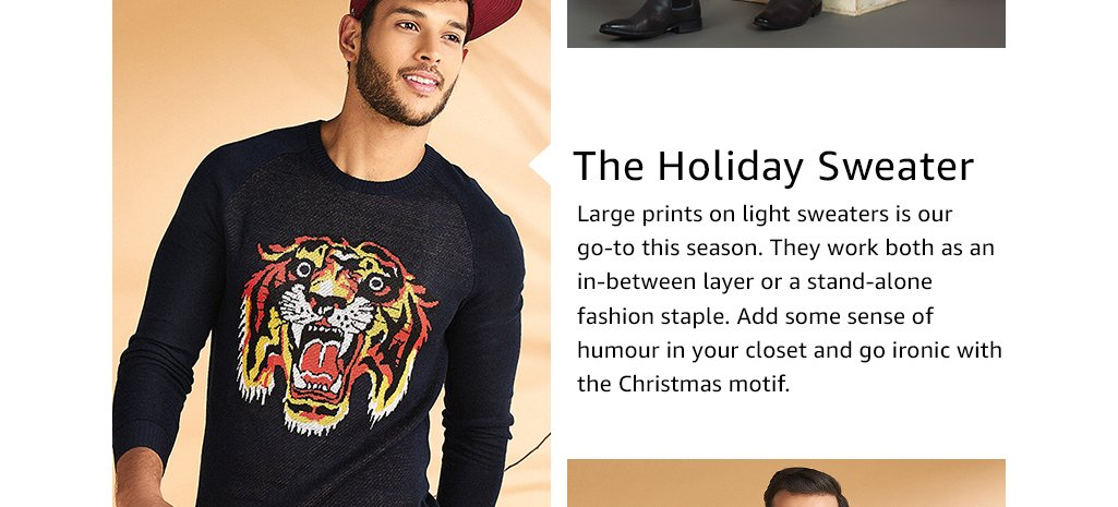 The Holiday Sweater